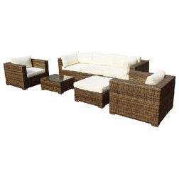 Ideal Contemporary Outdoor Lounge Sets by MangoHome