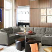 Elliot Sectional Sofa Collection