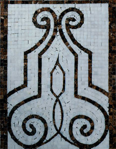 French Mosaic - Tile