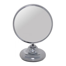 - Double-Sided Table Make Up Mirror - Makeup Mirrors