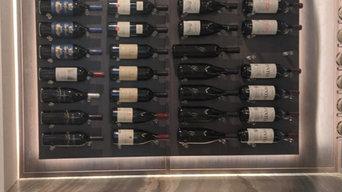 Charlotte Wine Cellar (Smith Residence)
