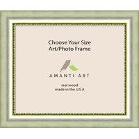 "Art/Photo Frame, Vegas Silver, Outer Size 26""x22"""