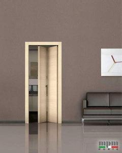 Idee su come sostituire una porta - Porte a libro ikea ...