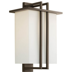 Craftsman Outdoor Wall Lights And Sconces by Lampclick