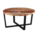 Drift Wood Round Coffee Table
