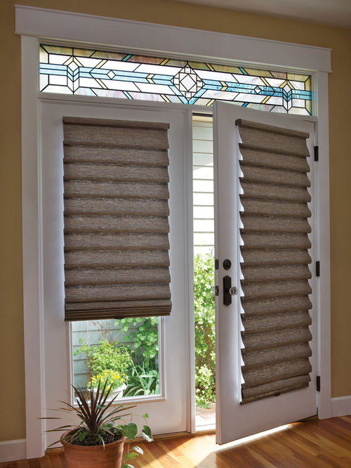 Contemporary Window Treatments Houzz