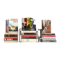 Midcentury European Book Collection, 25-Piece Set