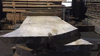 Large Sycamore Slab