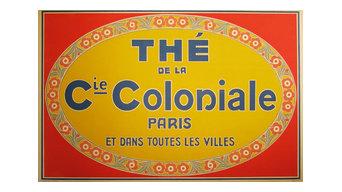 Consigned  The de la Coloniale Poster