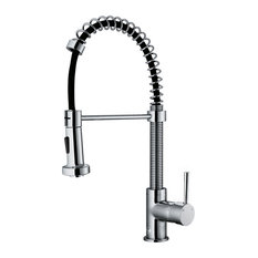Vigo Industries Pull Out Spray Kitchen Faucet Chrome Without Extras Kitchen