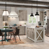 Charmant Shenandoah Cabinetry