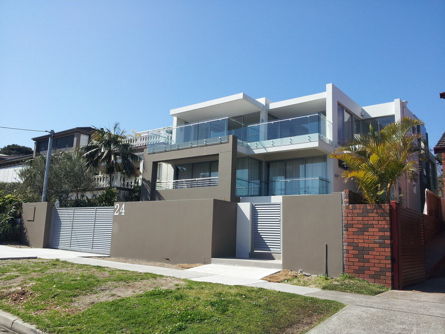 Front Facade (Dover Heights NSW)
