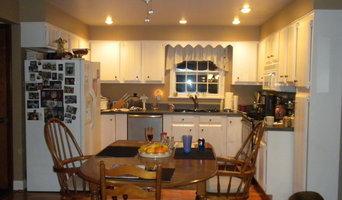 Before Kitchen Cabinet Refacing