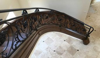 Pyracantha Circular stair