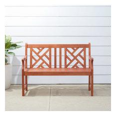 Outdoor 2-Seater Atlantic Bench