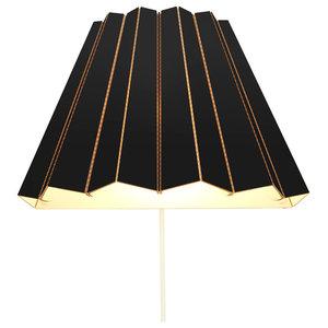 Andbros Model No 1 Pendant Lamp, Black, Large