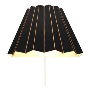 Andbros Model No 1 Pendant Lamp, Black, Small