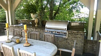 Southern Hearth & Patio's Outdoor Kitchens in Chattanooga