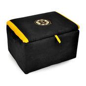 Boston Bruins Storage Bench