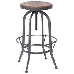 Industrial Bar Stools And Counter Stools by The Khazana Home Austin Furniture Store