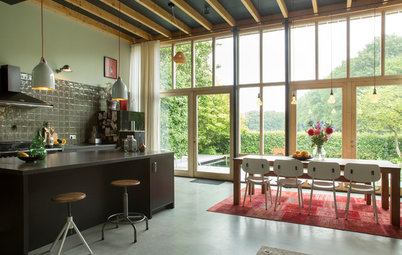 My Houzz: A Netherlands Home Opens Up
