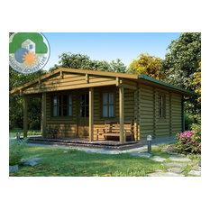 Baltic Multi Room Log Cabin