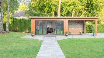 Luxury Garden Room with Jaccuzzi