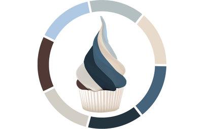 Цвет: Черный индиго — как использовать и с чем сочетать
