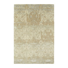 Kaleen Rugs   Kaleen Hand Tufted Mercery Camel Wool And Viscose Rug, 8u0027x11