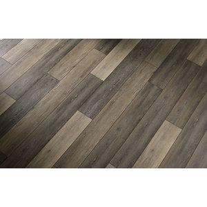 "40 Mil Wear Layer Click Modin Rigid Vinyl Plank Flooring 12/"" Cut Sample Wood Look Lato"