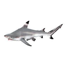 Blacktip Shark Ceiling Mount Trophy Sculpture