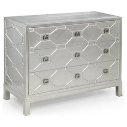Contemporary Accent Chests And Cabinets by BASSETT MIRROR CO.