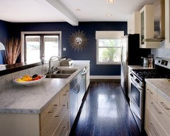 What Wall Color Did You Paint Your Kitchen With White Cabinets