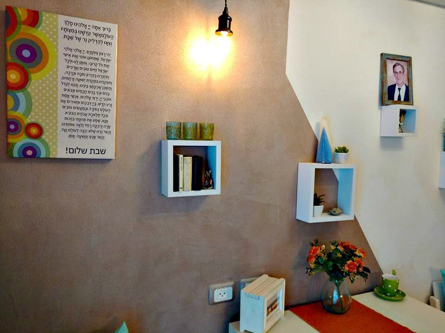 continuing with candle lighting corner