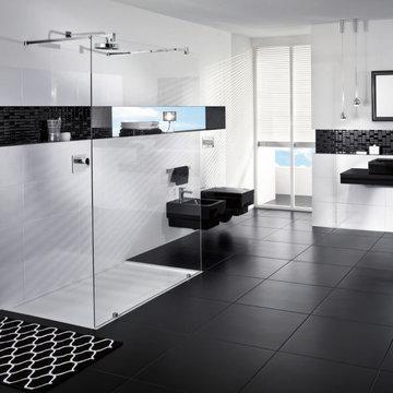 Walk In Duschen für genügend Freiraum