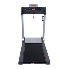 """Sunny Health And Fitness Strider Treadmill With 20"""" Wide Lopro Deck, Sf-T7718"""
