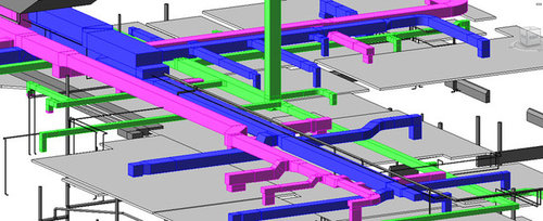 Mechanical Electrical Plumbing HVAC Design And Drafting
