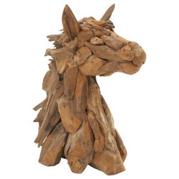 Rustic Decorative Objects And Figurines by Brimfield & May