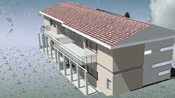 Dos casas en Ivrea Italia