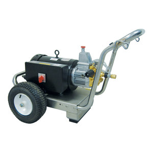 Electric Cold Water Pressure Washer, 1-Phase