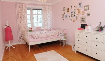 Das Schlafzimmer Vorher