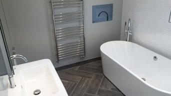 High end bathroom refurbishents