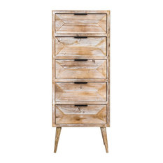 Dunas 5-Drawer Chest of Drawers