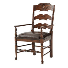 Theodore Alexander Castle Bromwich Armchair #CB41014.2AGT - Set of 2