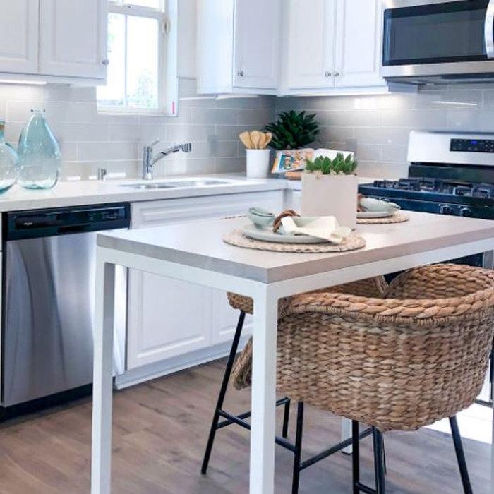 Boho Kitchen Design