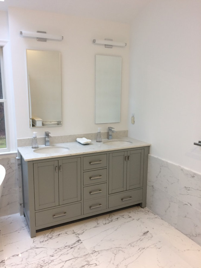 Deluxe Master bath renovation