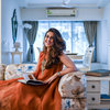 Houzz Tour: Bold White Infuses This Mumbai Apartment With Pizzazz
