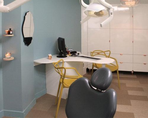 Aménagement et décoration d\'un cabinet dentaire