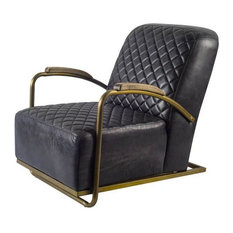 Waverly Leather Chair