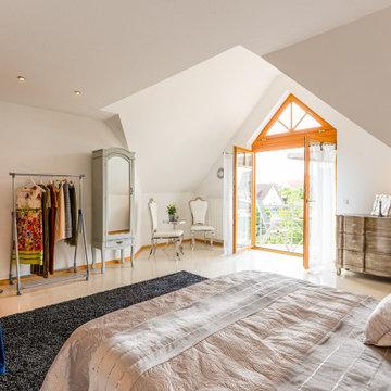 Home Staging Schlafzimmer nachher